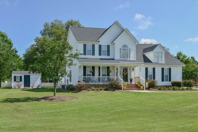 819 Winterfield Drive, Winterville, NC 28590 (MLS #100232138) :: Berkshire Hathaway HomeServices Hometown, REALTORS®