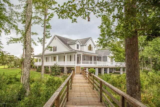 127 Spinnaker Lane, Havelock, NC 28532 (MLS #100232193) :: Carolina Elite Properties LHR