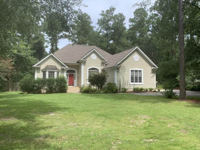 12721 S Pine Villa Drive, Laurinburg, NC 28352 (MLS #100232219) :: RE/MAX Elite Realty Group