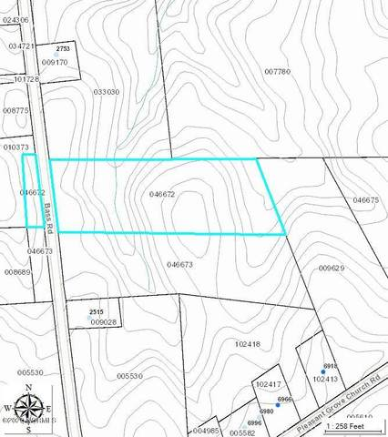 0 Bass Road, Nashville, NC 27856 (MLS #100232254) :: Destination Realty Corp.