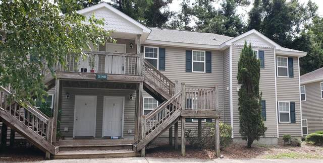 5140 Greenville Loop Road D, Wilmington, NC 28409 (MLS #100232284) :: Stancill Realty Group