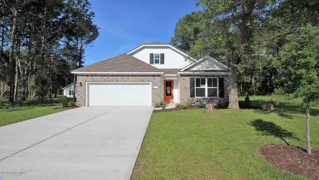 1330 Fence Post Lane Lot 665 - Arlin, Carolina Shores, NC 28467 (MLS #100232290) :: David Cummings Real Estate Team
