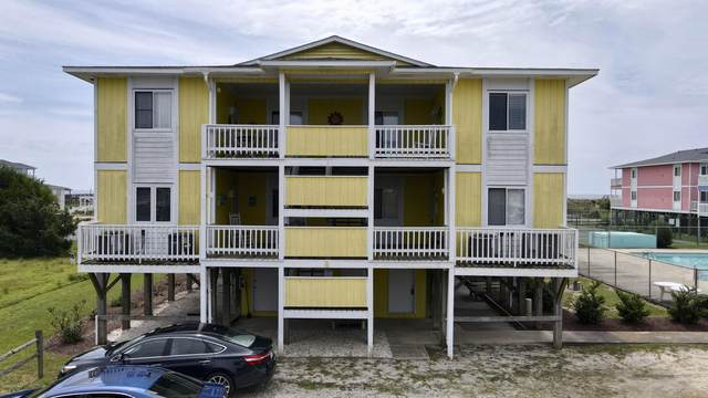 1068 Ocean Boulevard W 9D, Holden Beach, NC 28462 (MLS #100232319) :: Castro Real Estate Team