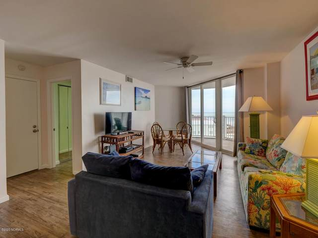 2000 New River Inlet Road #3510, North Topsail Beach, NC 28460 (MLS #100232381) :: David Cummings Real Estate Team