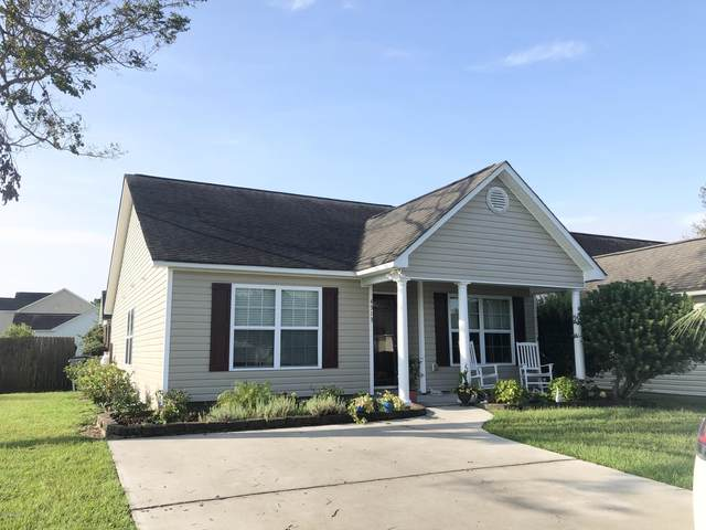 4513 Fleetwood Drive SE, Southport, NC 28461 (MLS #100232391) :: The Tingen Team- Berkshire Hathaway HomeServices Prime Properties