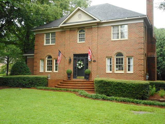 3601 Coventry Court, Greenville, NC 27858 (MLS #100232546) :: RE/MAX Elite Realty Group