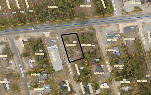 1803 Oakland Drive SW, Ocean Isle Beach, NC 28469 (MLS #100232637) :: Welcome Home Realty
