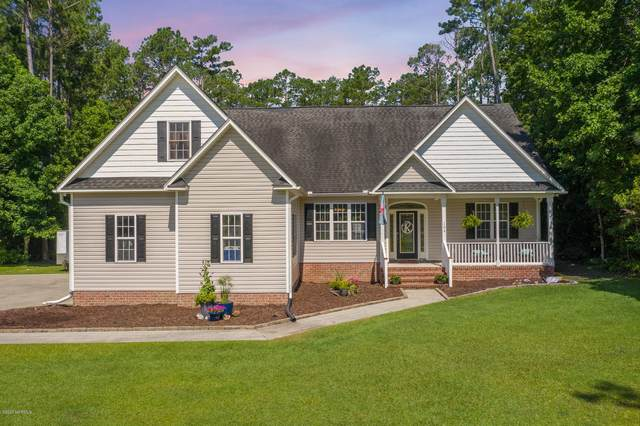 104 Estelle Court, Havelock, NC 28532 (MLS #100232664) :: Vance Young and Associates