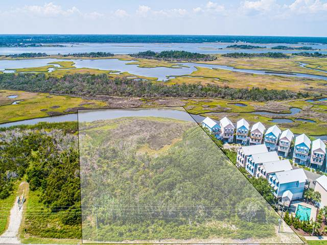 Tbd N New River Inlet Rd Drive, Surf City, NC 28445 (MLS #100232735) :: Carolina Elite Properties LHR