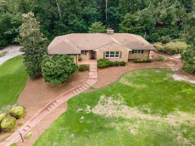 1204 Crestwood Drive, Greenville, NC 27858 (MLS #100232820) :: The Tingen Team- Berkshire Hathaway HomeServices Prime Properties