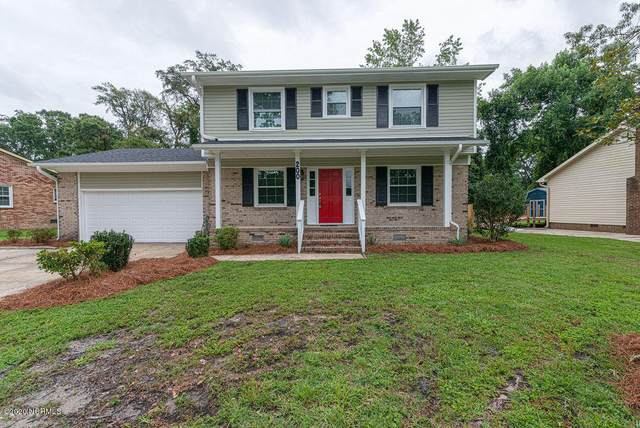 200 King Richard Court, Jacksonville, NC 28546 (MLS #100232892) :: Liz Freeman Team