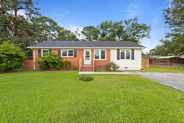4366 Gum Branch Road, Jacksonville, NC 28540 (MLS #100232944) :: Berkshire Hathaway HomeServices Hometown, REALTORS®