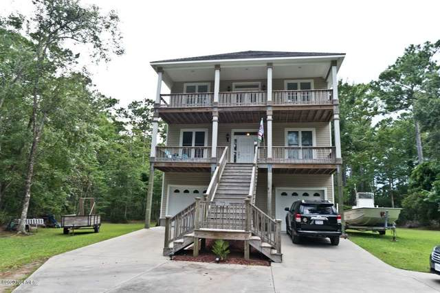 102 Letetia, Beaufort, NC 28516 (MLS #100232954) :: Stancill Realty Group