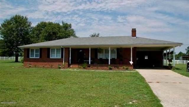 6942 Nc Highway 222, Fountain, NC 27829 (MLS #100233204) :: Berkshire Hathaway HomeServices Prime Properties
