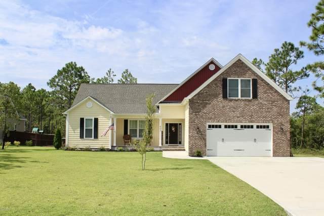 405 Scrub Oaks Drive, Hampstead, NC 28443 (MLS #100233206) :: Vance Young and Associates