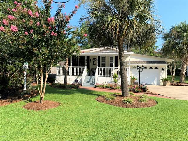 241 Magnolia Drive, Sunset Beach, NC 28468 (MLS #100233467) :: Barefoot-Chandler & Associates LLC