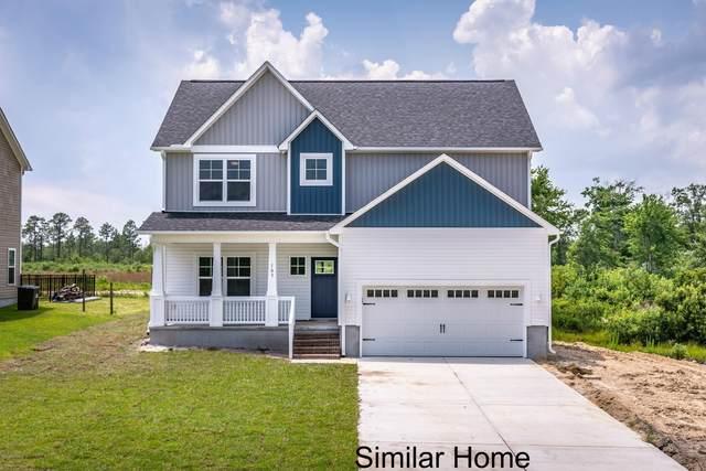 446 Elgin Road, Hubert, NC 28539 (MLS #100233501) :: Thirty 4 North Properties Group