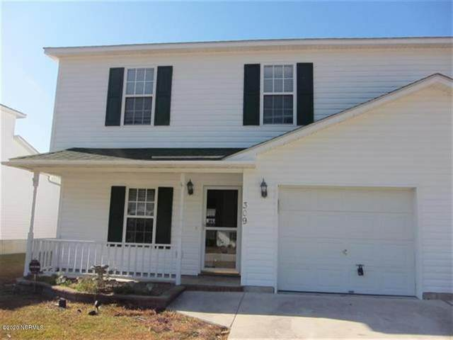 309 Winners Circle S, Jacksonville, NC 28546 (MLS #100233524) :: Carolina Elite Properties LHR