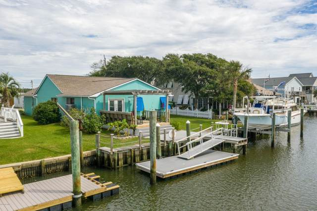 123 Bayview Boulevard, Atlantic Beach, NC 28512 (MLS #100233556) :: Liz Freeman Team