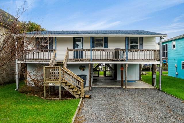 145 Tarpon Drive, Holden Beach, NC 28462 (MLS #100233579) :: Carolina Elite Properties LHR