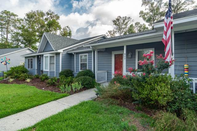 600 N 35th Street #902, Morehead City, NC 28557 (MLS #100233583) :: The Tingen Team- Berkshire Hathaway HomeServices Prime Properties