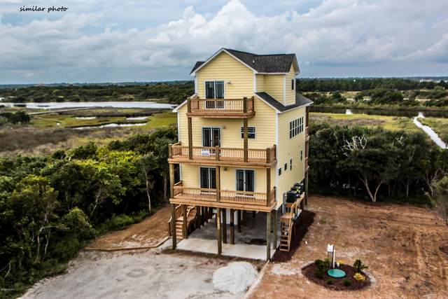 1004 N New River Drive #2, Surf City, NC 28445 (MLS #100233590) :: Vance Young and Associates