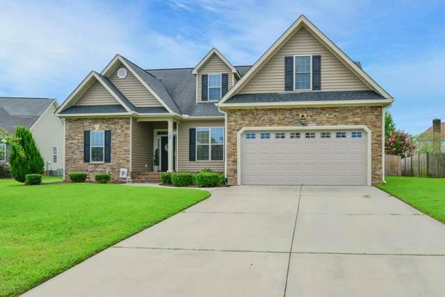 1109 Chappell Court, Greenville, NC 27834 (MLS #100233660) :: David Cummings Real Estate Team