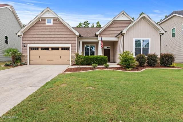331 Belvedere Drive, Holly Ridge, NC 28445 (MLS #100233713) :: Berkshire Hathaway HomeServices Hometown, REALTORS®
