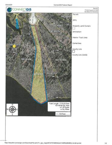 Lot 11 Bradford, Belhaven, NC 27810 (MLS #100233778) :: Coldwell Banker Sea Coast Advantage