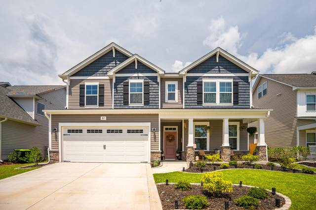 87 Violetear Ridge, Hampstead, NC 28443 (MLS #100233802) :: The Bob Williams Team