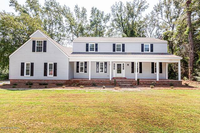 4310 Country Club Drive N, Wilson, NC 27896 (MLS #100233808) :: Stancill Realty Group