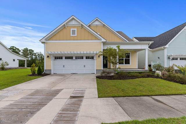 162 Twining Rose Lane #996, Holly Ridge, NC 28445 (MLS #100233880) :: Destination Realty Corp.