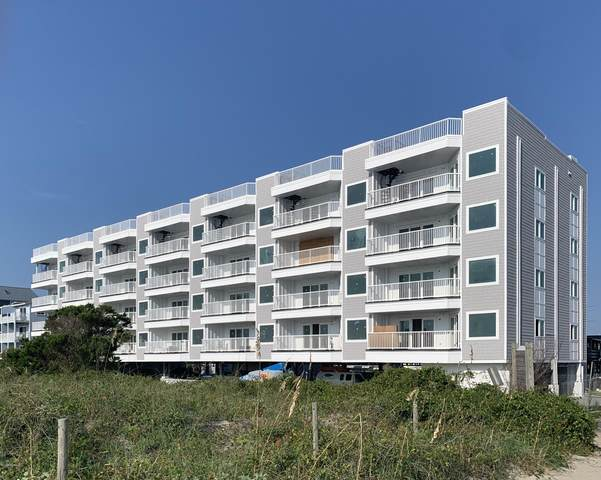 201 Carolina Beach Avenue S #201, Carolina Beach, NC 28428 (MLS #100233900) :: RE/MAX Elite Realty Group