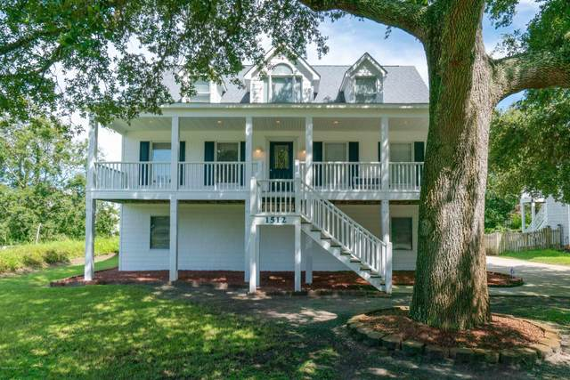 1512 Drill Shell Lane, Carolina Beach, NC 28428 (MLS #100233923) :: RE/MAX Essential