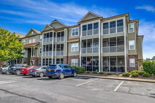 395 S Crow Creek Drive NW #1118, Calabash, NC 28467 (MLS #100233927) :: Vance Young and Associates