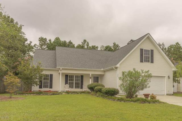 669 Pine Branches Circle SE, Belville, NC 28451 (MLS #100233992) :: RE/MAX Essential