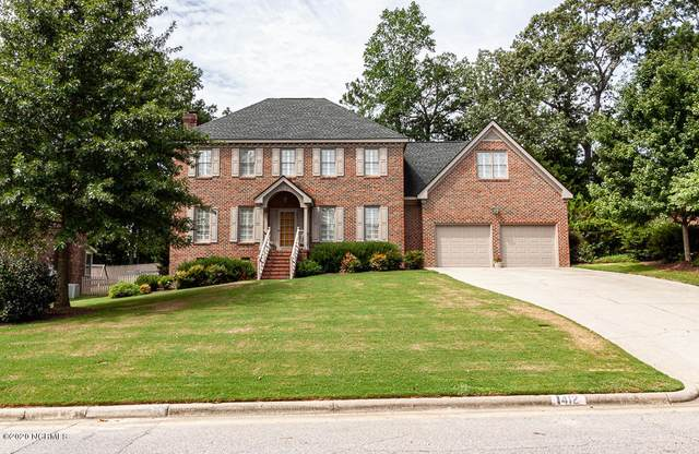 1412 Michael Scott Drive, Rocky Mount, NC 27803 (MLS #100234019) :: Thirty 4 North Properties Group