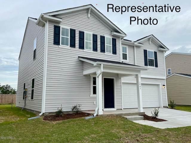 1932 Simonton Drive, Wilmington, NC 28405 (MLS #100234085) :: Castro Real Estate Team