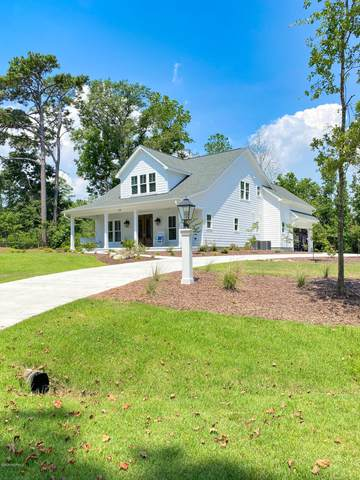 203 Alderman Landing Road, Holly Ridge, NC 28445 (MLS #100234165) :: Barefoot-Chandler & Associates LLC