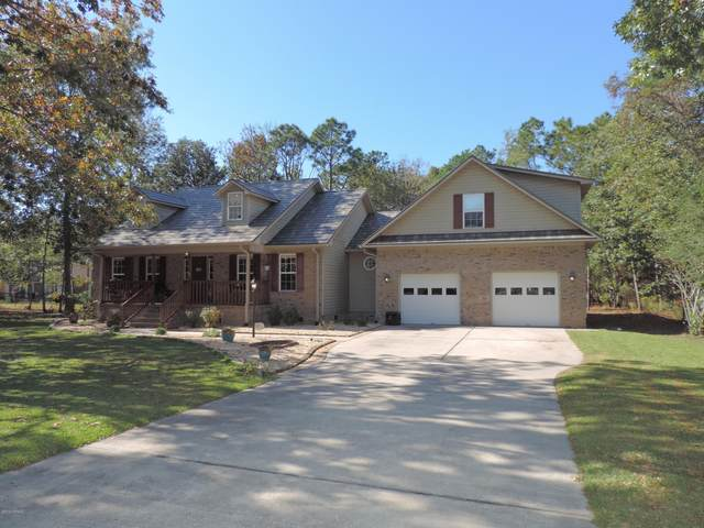 803 Bluebird Drive, New Bern, NC 28560 (MLS #100234171) :: Donna & Team New Bern