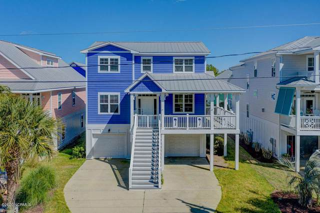 1713 Spot Lane, Kure Beach, NC 28449 (MLS #100234200) :: Berkshire Hathaway HomeServices Hometown, REALTORS®