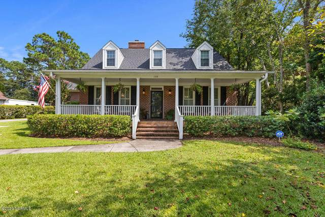 125 King Arthur Drive, Wilmington, NC 28403 (MLS #100234218) :: Castro Real Estate Team