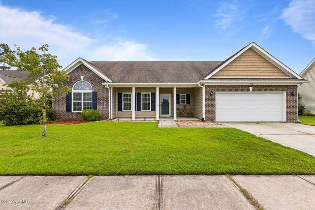 142 Moonstone Court, Jacksonville, NC 28546 (MLS #100234221) :: Stancill Realty Group