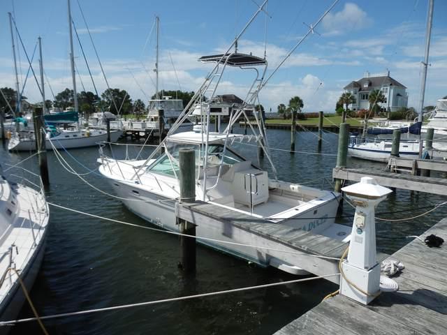 409 Island Drive Slip 35, Beaufort, NC 28516 (MLS #100234236) :: RE/MAX Essential
