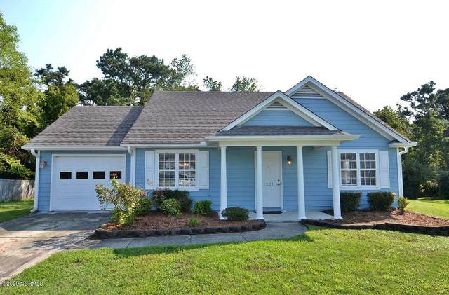 1221 Lacewood Court, Wilmington, NC 28409 (MLS #100234275) :: Frost Real Estate Team