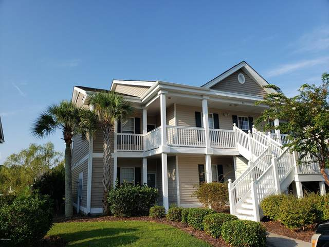 893 Great Egret Circle SW #3, Sunset Beach, NC 28468 (MLS #100234289) :: Stancill Realty Group