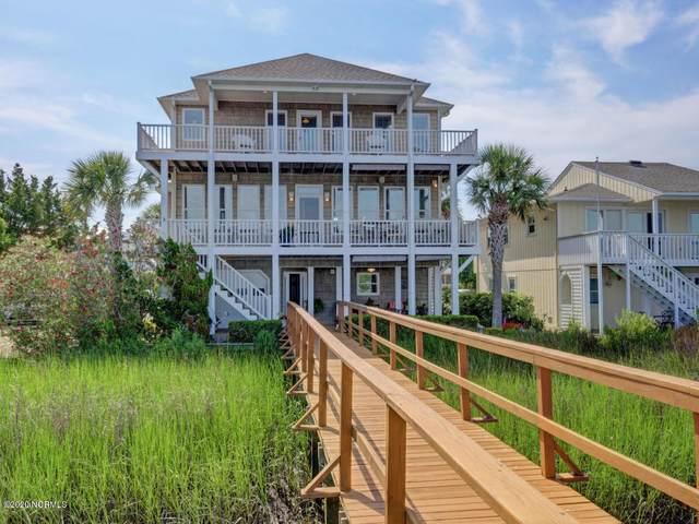 1119 Canal Drive, Carolina Beach, NC 28428 (MLS #100234305) :: Coldwell Banker Sea Coast Advantage