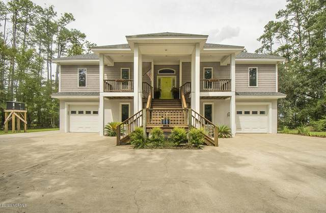 270 Thurman Road, Beaufort, NC 28516 (MLS #100234314) :: RE/MAX Elite Realty Group