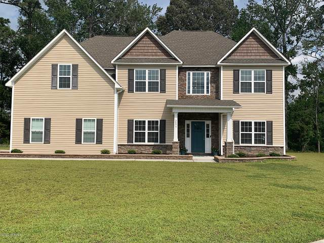 2899 Verbena Way, Winterville, NC 28590 (MLS #100234423) :: Castro Real Estate Team
