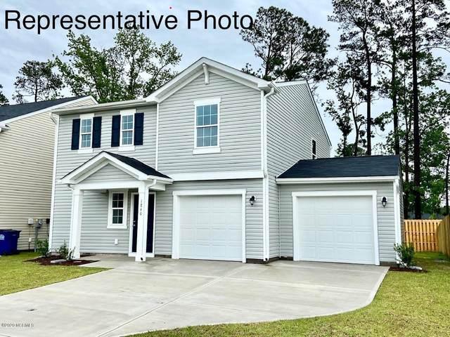 1824 Simonton Drive, Wilmington, NC 28405 (MLS #100234477) :: Castro Real Estate Team